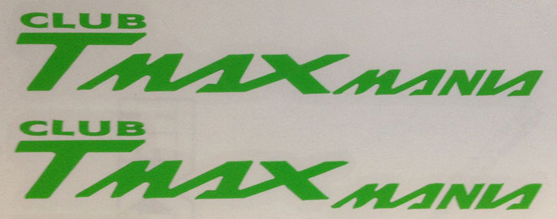 sticker vert monster stickers tmax mania tmax mania. Black Bedroom Furniture Sets. Home Design Ideas